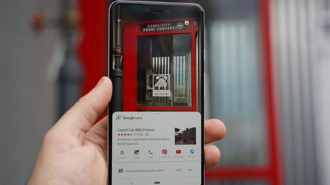Google Lens kullanımı daha da kolaylaşacak