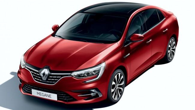 İşte yenilenen 2021 Renault Megane Sedan fiyat listesi! – Mart