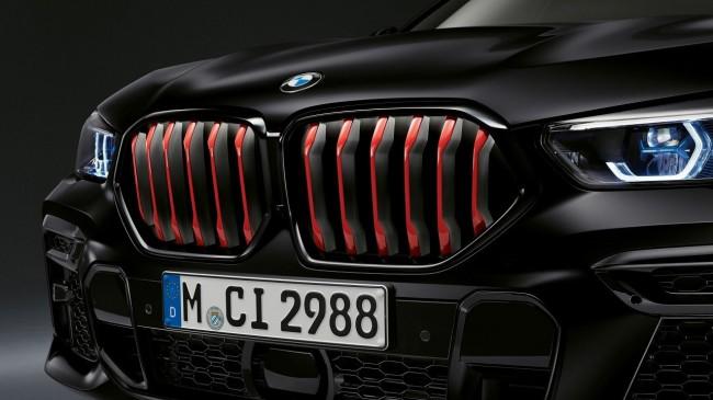 BMW, X5 Black Vermilion Konsepti duyurdu!