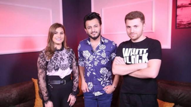 Irak'ta sıradışı bir televizyoncu: Bland Farhad Mohammed